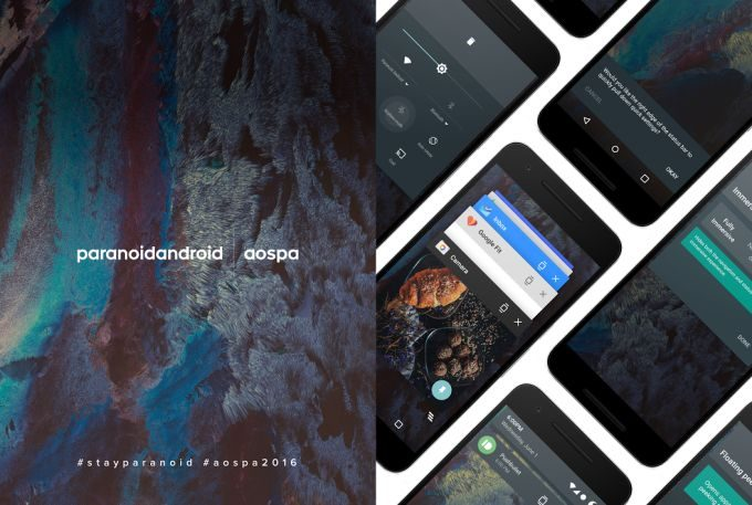 Paranoid Android is back with a new Marshmallow-based custom ROM