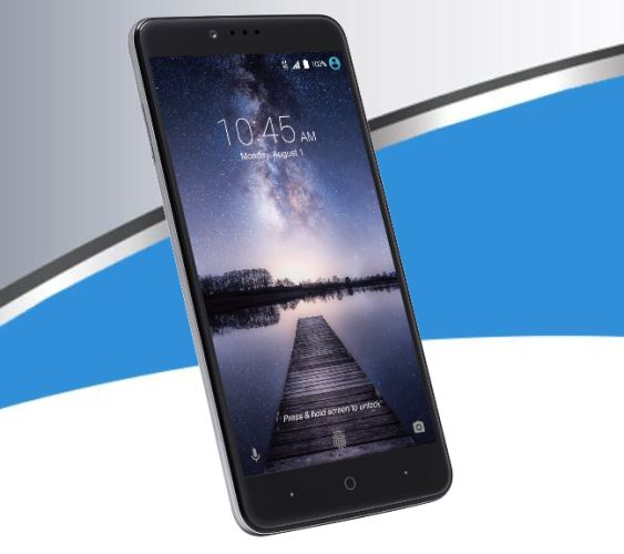 the CPU zte axon 7 front camera Mobile