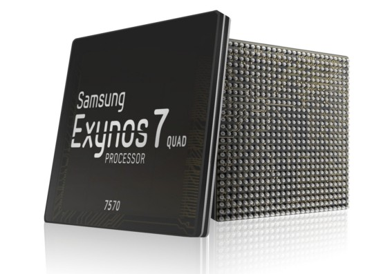 Samsung launches Exynos 7 Quad 7570 chip for budget phones ...