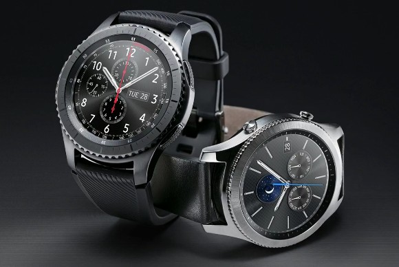 Samsung unveils Gear S3 Frontier and Classic smartwatches