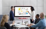 Google Jamboard is a 4K digital whiteboard (and Surface Hub competitor) for $6,000