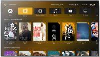 Plex media player comes first circle, launches Kodi plugin
