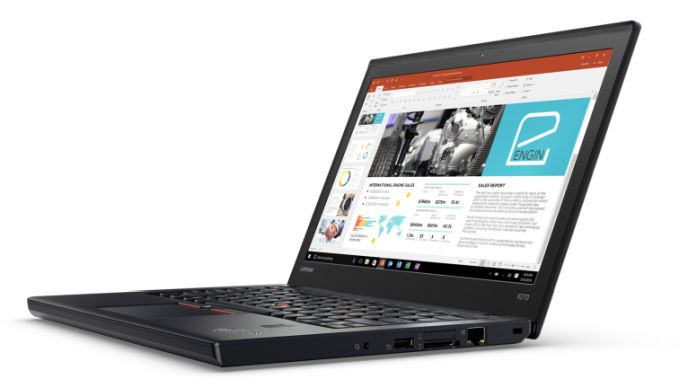 Lenovo's new ThinkPad laptops include models with Intel