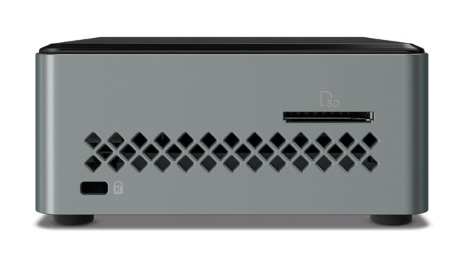 Intel NUC with Celeron J3455 Apollo Lake CPU now available