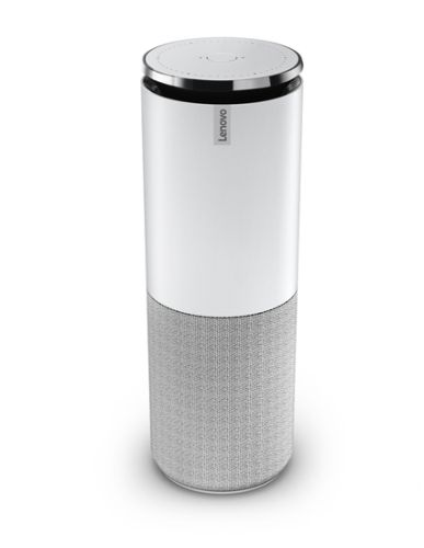 lenovo smart assistant is an amazon echo clone complete with alexa voice assistant liliputing. Black Bedroom Furniture Sets. Home Design Ideas
