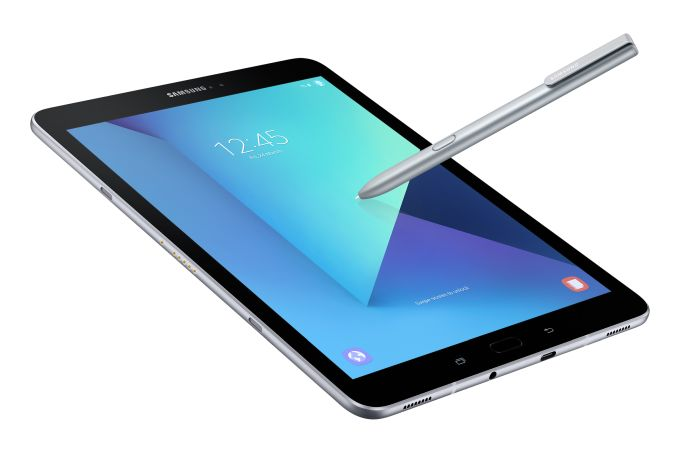 Samsung Galaxy Tab S3 is an Android tablet with S-Pen support, a Snapdragon 820 chip