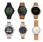 Fossil unveils 300 new smartwatch styles because… why not?