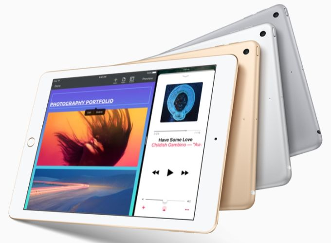 Is Apple's new 9.7 inch iPad an upgrade? Or is it just cheaper?