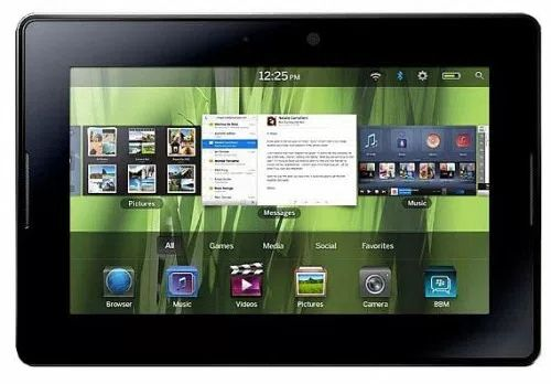 A new BlackBerry tablet may be on the way (running Android, built by a partner)