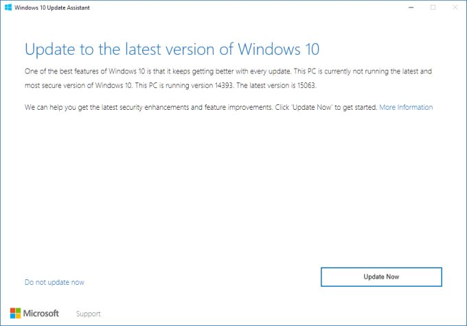 Windows 10 Creators Update is ready to download (probably) - Liliputing
