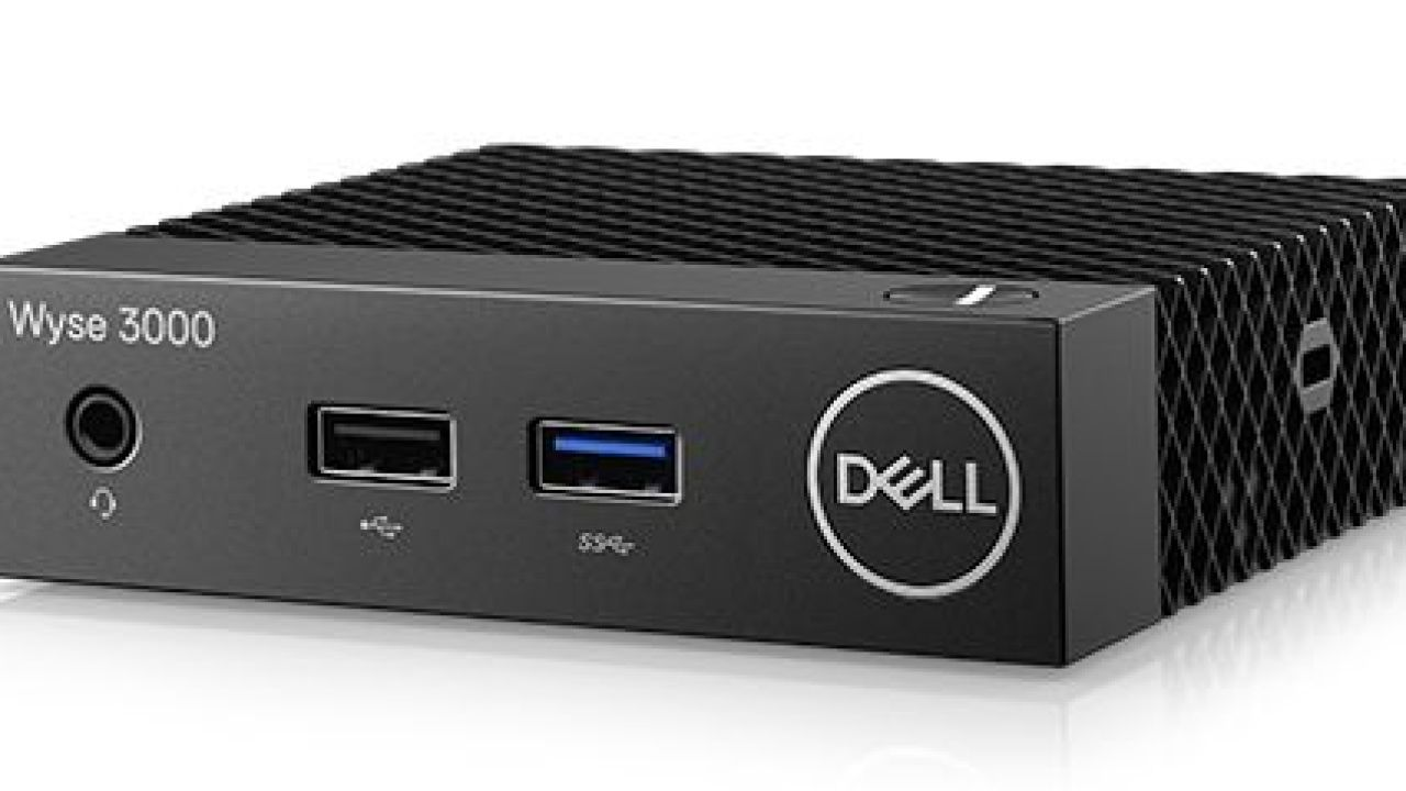 Dell Wyse 3040 Thin Client is basically a cheap, tiny, low