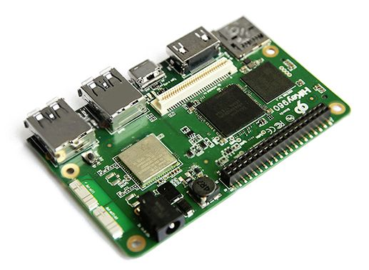 Hkey 960 is a $240 Android dev board/computer with Kirin 960