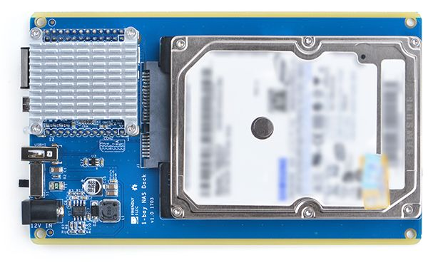 NanoPi NEO kit lets you build your own network-attached