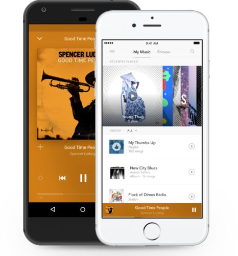 Pandora's $10 per month on-demand music streaming service