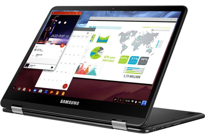 Samsung Chromebook Pro launches for $550