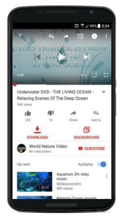 download audio from youtube app
