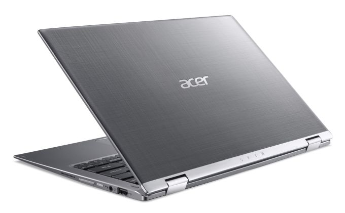 Acer Spin 1 is a compact, convertible notebook with mix of premium and budget specs