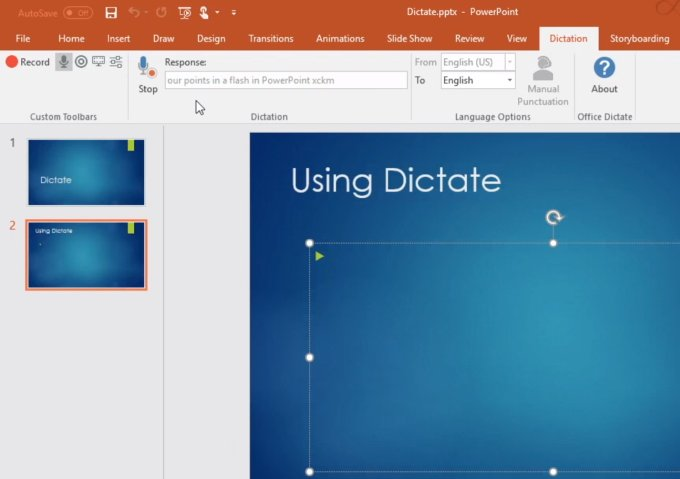 Microsoft Dictate brings Cortana's speech recognition to Office
