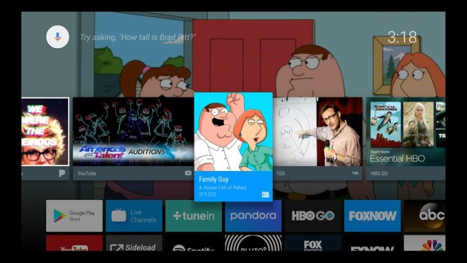 Hack your Amazon Fire TV to make it run Android TV apps (among other