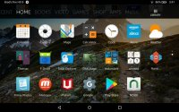 Making Amazon's 2017 Fire tablets more Googley (Play Store, third-party launchers)