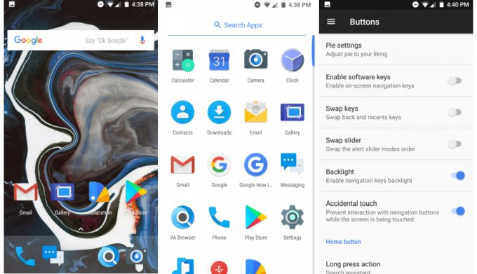 Paranoid Android update brings