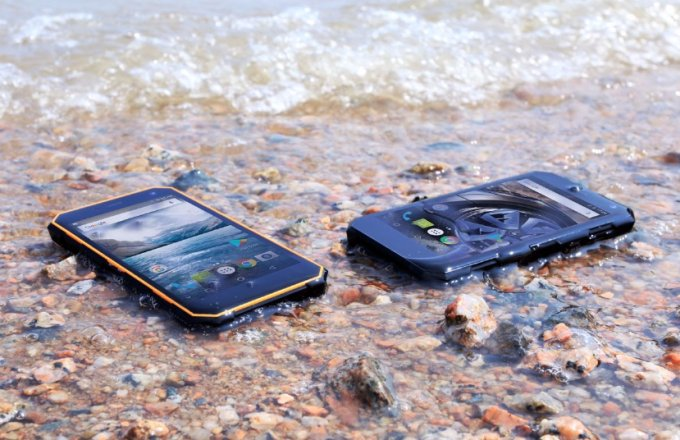 best sneakers 900a2 ef6fe Nomu S10 Pro has an IP69 waterproof rating (for no good reason ...