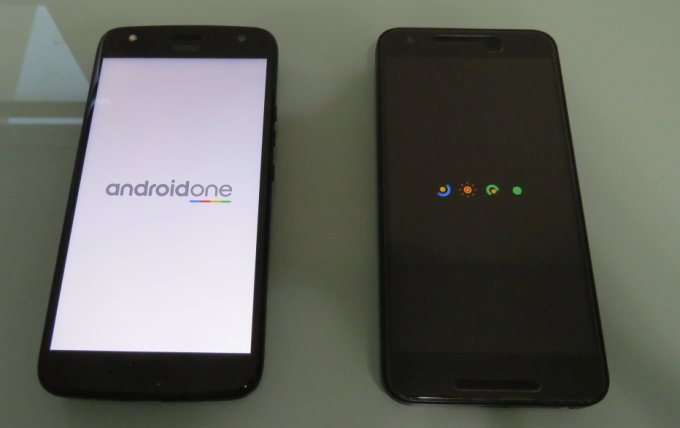 hot sale online af763 9d1f1 Moto X4 Android One smartphone review - Liliputing