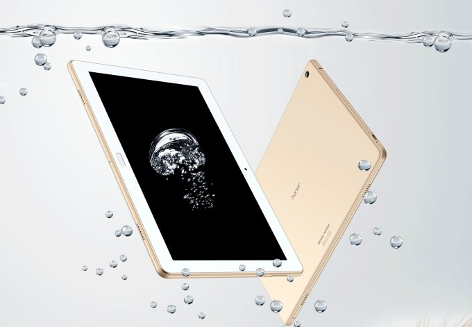 Honor WaterPlay Tab is a $300 waterproof tablet (for China