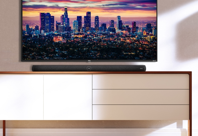 TCL's Roku Smart Soundbar is the first speaker with Roku support