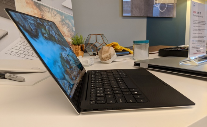 Dell launches 2018 XPS 13 laptop (this time it's even