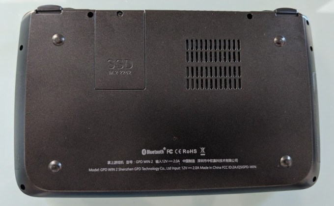 GPD Win 2 handheld gaming PC preview - Liliputing