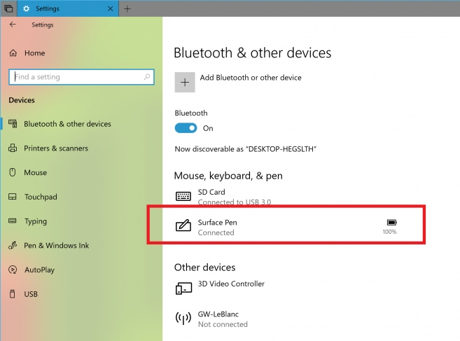 Windows 10 build 17639 RS5 brings Sets updates, Bluetooth battery