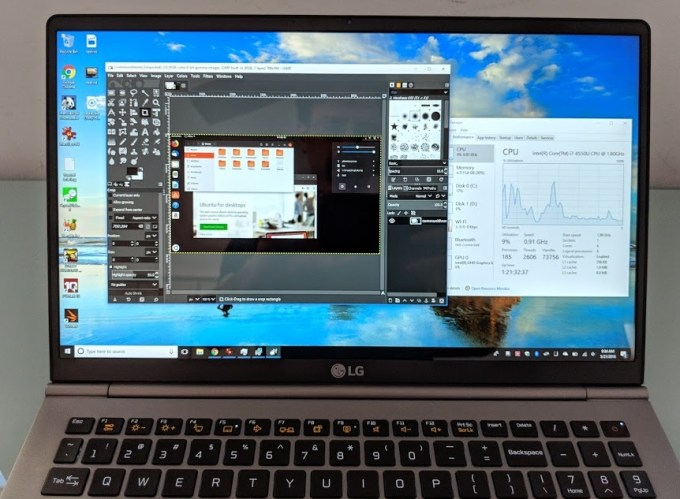 LG gram (2018) review: A 2 4 pound, 15 6 inch laptop - Liliputing