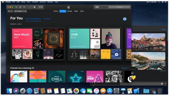 Apple introduces macOS Mojave - Liliputing