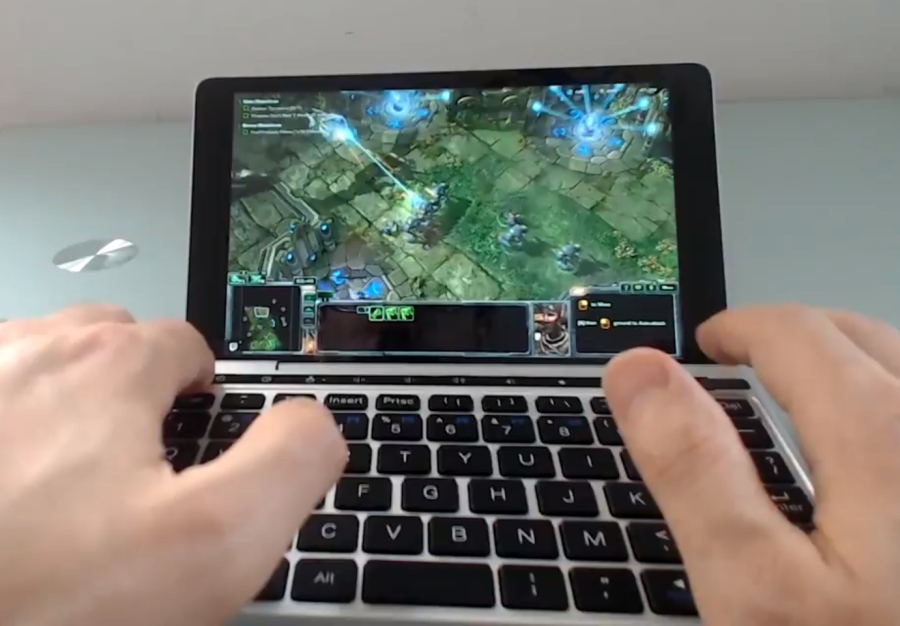 GPD Pocket 2 gaming, battery life, and Q&A (video) - Liliputing