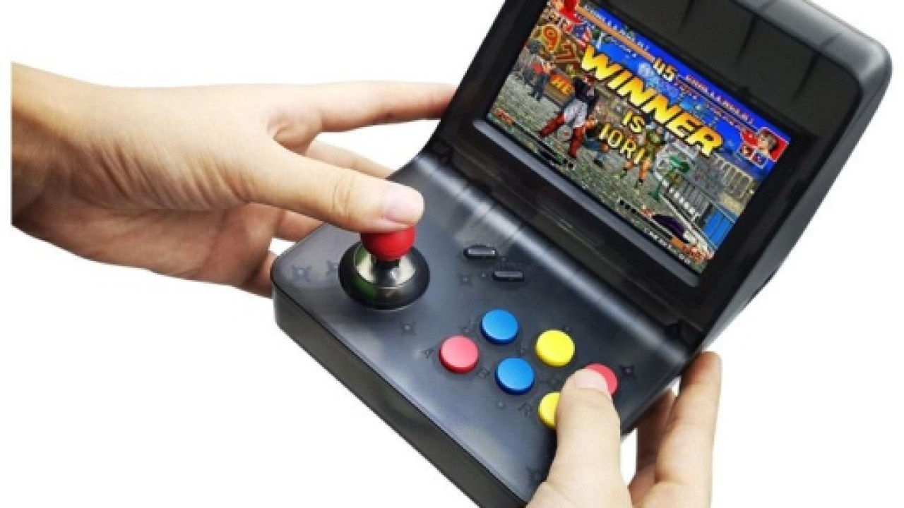 Neo Geo Mini knockoffs are now a thing - Liliputing