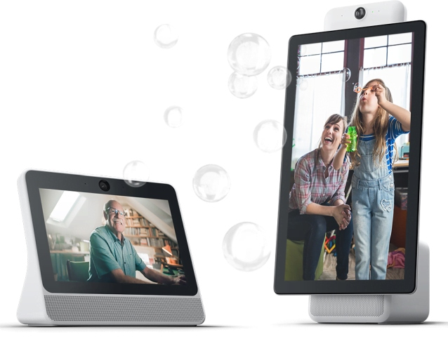 Facebook introduces Portal: A video chat device for $199 and up