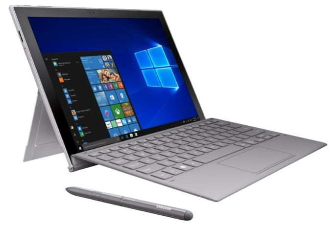 Samsung Galaxy Book2 is a 2-in-1 Windows tablet with Snapdragon 850