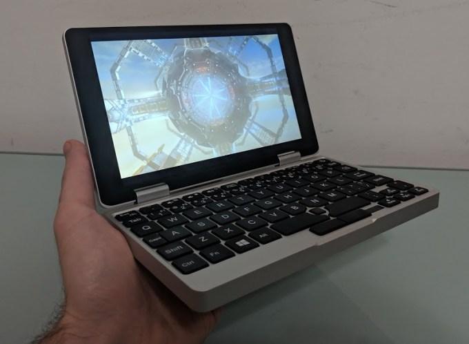 One Mix 2S Yoga mini laptop benchmarks (Core M3-8100Y