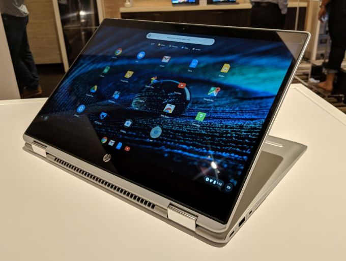 HP launches business-class Chromebook x360 14 - Liliputing