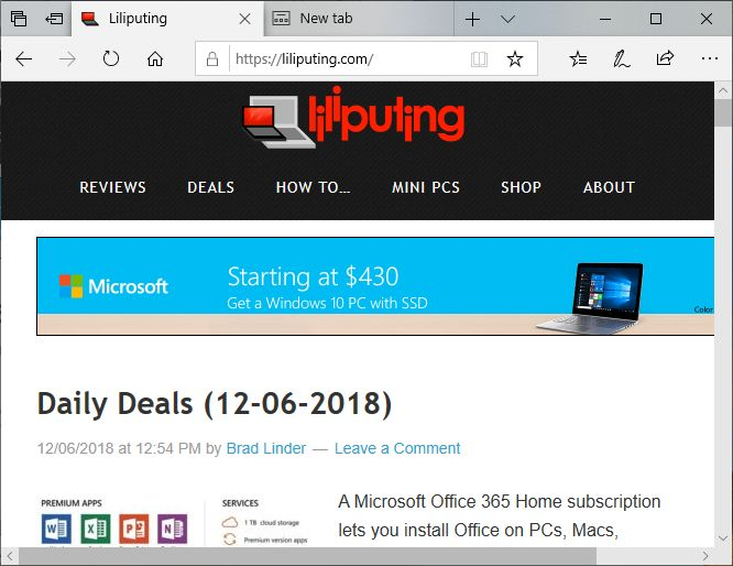 Future versions of Microsoft Edge web browser will be based
