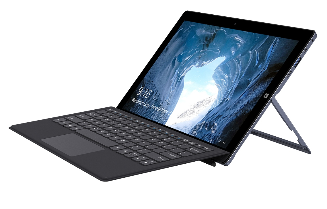 Chuwi Ubook 2-in-1 tablet coming soon for $400 and up (with up to 1TB SSD)