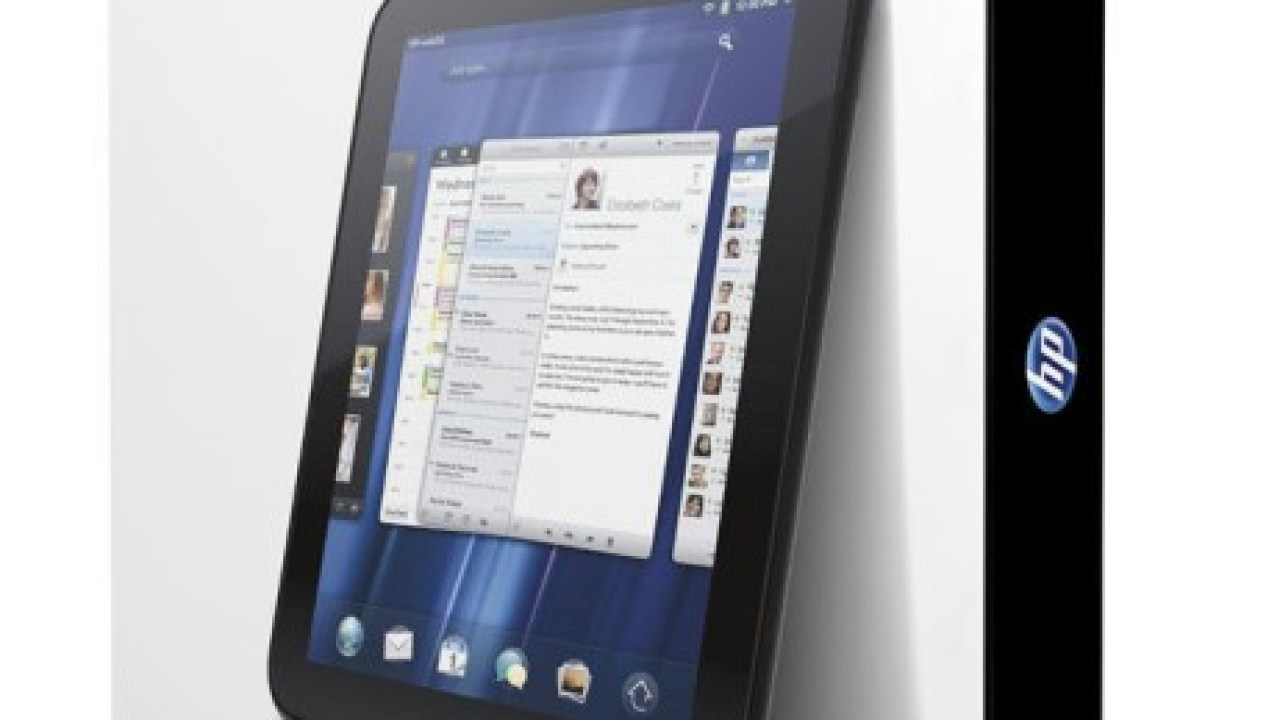 HP TouchPad refuses to die, receives Android 9 Pie custom