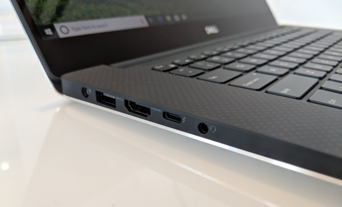 Dell's new XPS 15 laptop features 9th-gen Intel Core-H