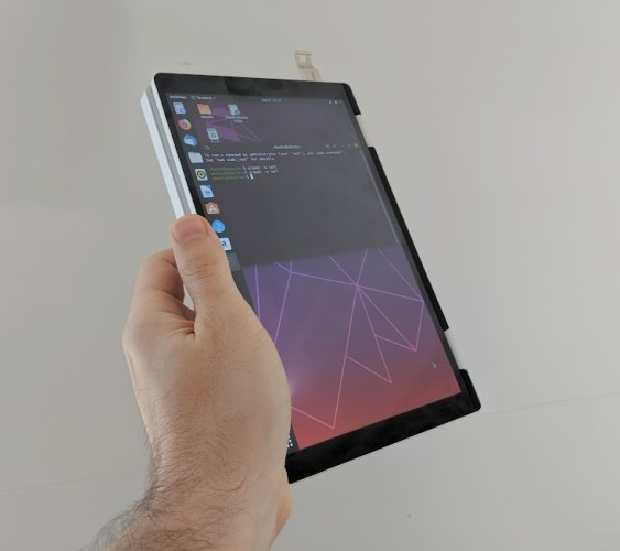 Running Ubuntu on the One Mix Yoga 3 mini laptop (Update: and other