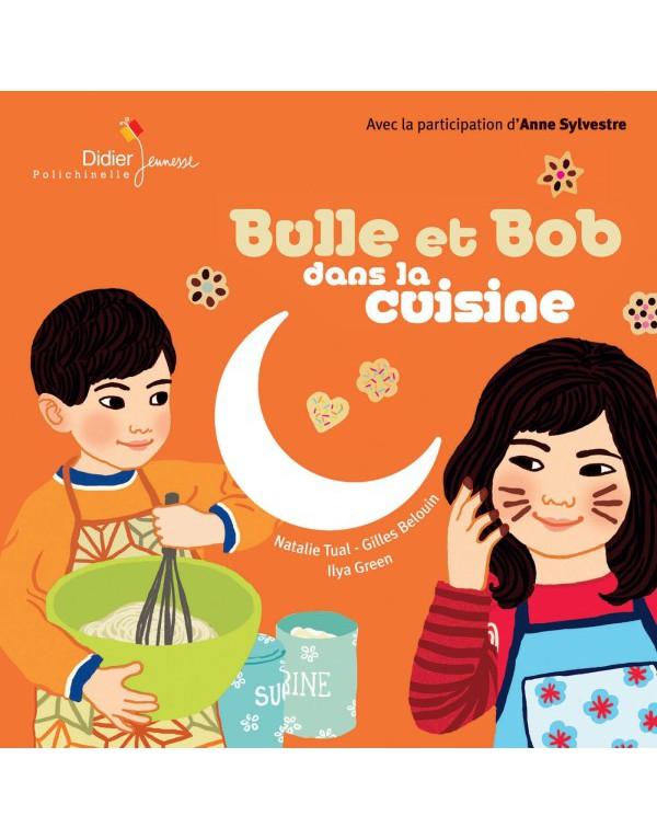Bulle Et Bob Dans La Cuisine : bulle, cuisine, Bulle, Cuisine, Liliroulotte, Librairie, Jeunesse, Accompagnement, Parental