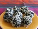 Spirulina bliss balls