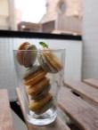 Mojito macarons