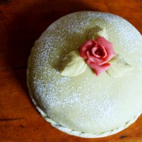 A Swedish princess cake recipe for a birthday!  :)