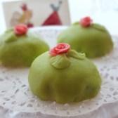Mini swedish princess cakes - healthier